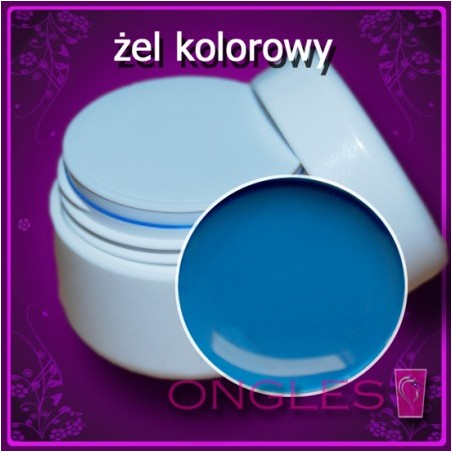 13.ŻEL KOLOROWY ONGLeS PERFECT