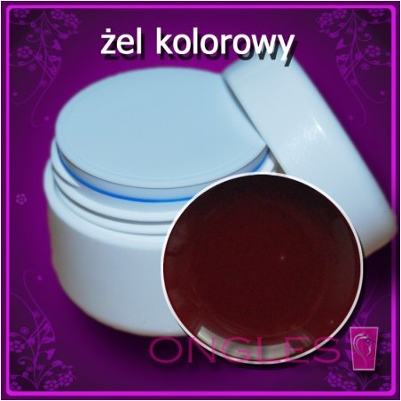 83.ŻEL KOLOROWY ONGLES PERFECT